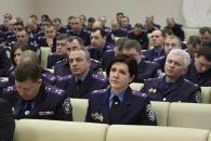 Вінницьких ДАІшників, які повернулись із зони АТО, відзначили в обласній міліції