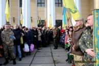 Вінниччина попрощалась з воїном-героєм Олександром Захарчуком
