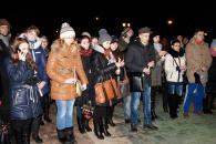 Вінничани вшанували пам'ять Кузьми Скрябіна