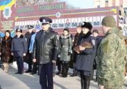 У Вінницю з АТО повернулися шестеро працівників міліції, які у складі спеціальної групи виконували оперативні завдання