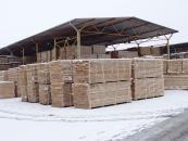 В кризовий рік вінницький завод «Барлінек» збільшив виробництво паркету на 23%