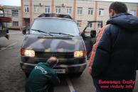 """Для бійців """"Азову"""" колектив Вінницької кондитерської фабрики """"Рошен"""" придбав вже друге авто"""