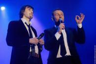 У День Святого Валентина Павло Табаков співав вінничанам про кохання