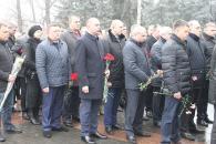 У Вінниці відбулося покладання з нагоди Дня Героїв Небесної Сотні