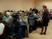 Працівники та підопічні вінницького Терцентру відзначили Масляну