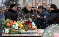 На Вінниччині попрощались із Олегом Щепанським, який загинув під Дебальцевим