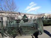 Понад 300 тис.грн. зібрали депутати міської ради на обладнання десяти БТРів захисними решітками