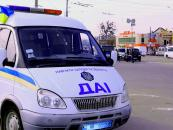 В центрі міста ДАІшники нагадували вінничанам правила дорожнього руху