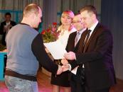 Працівників житлово-комунальної сфери привітали з професійним святом