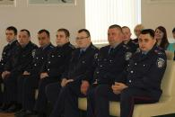 Вінницькі правоохоронці, які перевіряли вантажі на блокпостах у Дебальцевому та Горлівці, повернулись додому