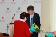 У Вінниці Посол Держави Ізраїль в Україні вручив трьом родинам відзнаки Праведників народів світу