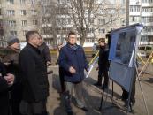 В цьому році планується зробити комплексний капремонт двох прибудинкових територій на Вишеньці
