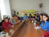 Представник Фонду міжнародної солідарності розповів у Вінниці про можливості участі в Польсько-канадській програмі підтримки демократії