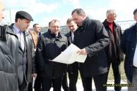 Валерій Коровій спільно із Сергієм Моргуновим відвідали із робочим візитом Барський район