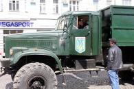 З Вінниці на Схід сьогодні відправлено відремонтовану вантажівку