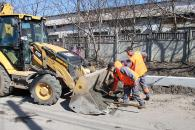 У Вінниці реконструюють зливову каналізацію по вулиці Садовій