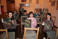 У ПДЮ відбувся обласний семінар для керівників гуртків декоративно-прикладного  мистецтва