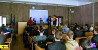 У Вінницькому національному технічному університеті вже вп'яте відбувся ярмарок кар'єри