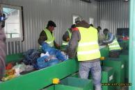 На Стадницькому полігоні почали сортувати сміття, добувають газ та виробляють електроенергію