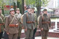 Фоторепортаж з відзначення 95 річниці підписання польсько-українського військового союзу 1920 року