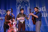 Сотні вінничан побували на концерті американського гурту «Тамблін Боунс»