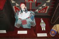 Дні Америки у Вінниці. У краєзнавчому музеї демонструють мистецтво та ремесло американських індіанців