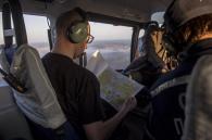 Фото та відео пожежі у Чорнобильській пущі