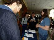 Дні Америки у Вінниці. Студентів технічного університету знайомили з можливостями навчання у США