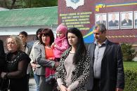 В зону АТО вирушила чергова група вінницьких правоохоронців