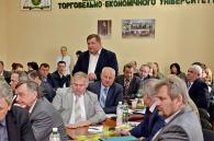 Директор Департаменту вищої освіти Міносвіти зустрівся з керівниками вищих навчальних закладів Вінниці