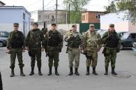 Із зони АТО повернулась зведена група вінницьких правоохоронців