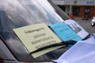 Мерія відправила на Схід медичні засоби із Бірмінгему, а волонтери – два автомобілі
