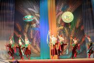 У Вінниці стартував ювілейний X Міжнародний фестиваль «Барвінкове кружало»