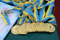 Близько 600 вінничан взяло участь у міській легкоатлетичній естафеті