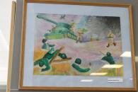 У Прозорих офісах міста відкрилися виставки до Дня Перемоги