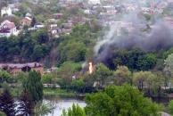 У Вінниці по вулиці Гліба Успенського вибухнула газова заправка