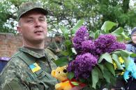 140 вінницьких міліціонерів вирушили на Схід захищати Україну