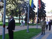 На День Європи у Вінницю прибули делегації та дипломати з майже десятка країн