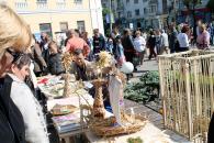 """У День Європи в Вінниці на Майдані Небесної сотні проходив проект """"Європа починається з мене!"""""""