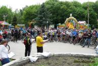 Велопробіг з нагоди Дня Європи зібрав 250 велосипедистів