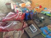 В Гайсинському районі правоохоронці виявили підпільний цех з виготовлення фальсифікованого насіння кукурудзи