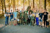 У Вінниці відбувся чемпіонат з пейнтболу