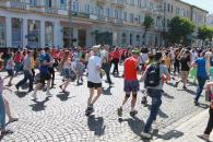 """Більше трьох тисяч вінничан пробіглися центром міста. Фоторепортаж """"Рухаємо Вінницю"""""""