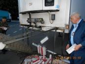 У Могилів-Подільському митники виявили понад 20 тис. пачок контрабандних цигарок