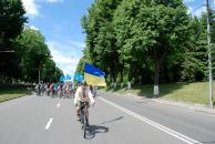 Велодень по-вінницьки. 800 велосипедистів проїхалися містом