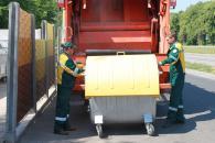 Мешканці правобережжя Вінниці вже починають сортувати відходи