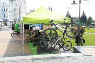 Тиждень сталої енергетики у Вінниці. Фоторепортаж першого дня