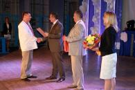 Сергій Моргунов привітав вінницьких медичних працівників з професійним святом