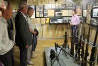Активісти ветеранського руху Вінниччини відвідали краєзнавчий музей