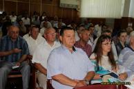 Аграрії Вінниччини обговорювали питання організації збирання зернових та зернобобових культур